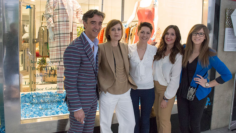proyecto de Inefable Estudio Escaparatismo y Visual Merchandising