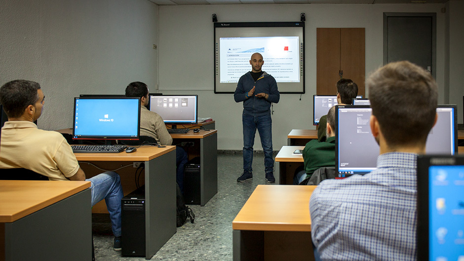 Curso WordPress y Revit v.2016 en Granada