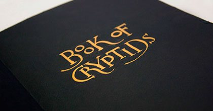 Book of cryptids